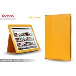 Купить Executive Leather Case for iPad 2/iPad 3 yellow куплю в Москве Executive Leather Case for iPad 2/iPad 3 yellow в интернет магазине yoobao-nw.ru